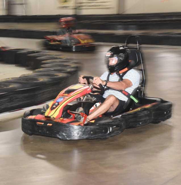 Indoor Go Karting Raleigh
